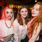 People out for Filthy McNasty's Deadly dsqo.. Thursday 27th October 2016 by Liam McBurney/RAZORPIX