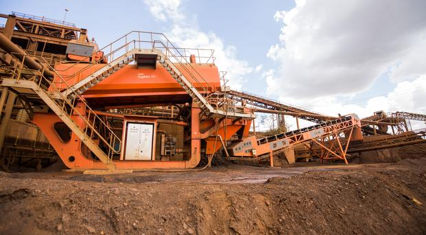 CDE Global makes equipment for the mining industry and other sectors