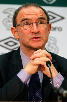 Firm: Martin O'Neill defends his use of James McCarthy