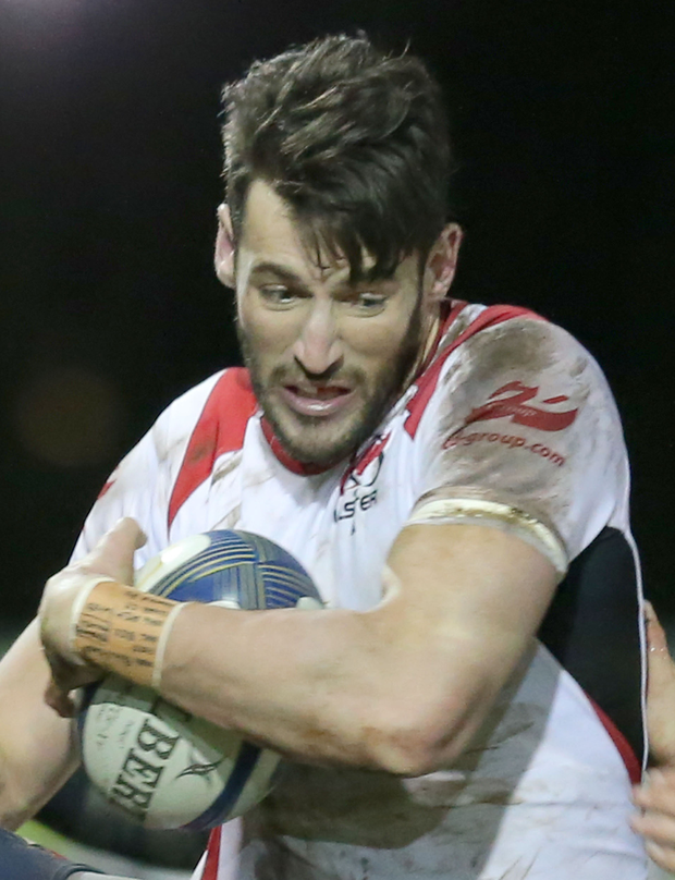 Back in: Sam Windsor will make his third Ulster appearance