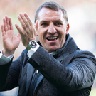 Tough task: Brendan Rodgers