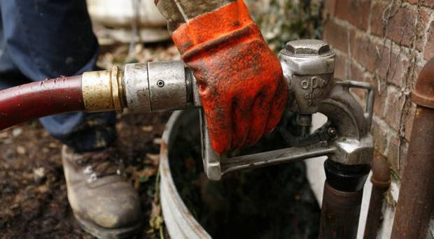 Householders in Northern Ireland are being advised to stock up on home heating oil