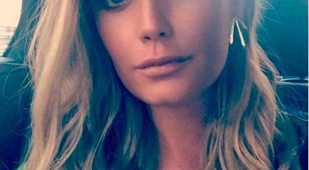 Kitty Spencer volunteers as an ambassador at London-based homeless charity. Image: Instagram