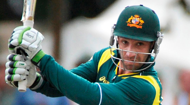 Tragic: Phillip Hughes died after being struck by a delivery in 2014
