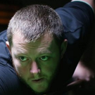Exit: Mark Allen bowed out at the semi-final stage in Guangzhou