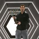 Number one: Andy Murray with Paris Masters trophy