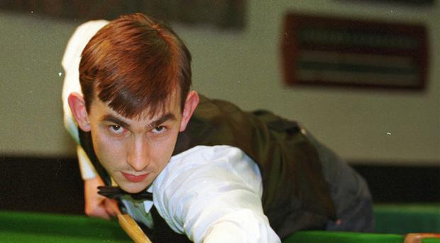 Back again: Patrick Wallace will play in next week's NI Open