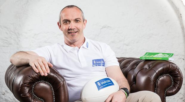 Hotseat: Conor O'Shea knows his role as Italy coach is only just getting started as New Zealand travel to Rome