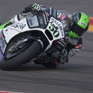 On the move: Eugene Laverty is leaving MotoGP to return to the World Superbike Championship for the 2017 campaign