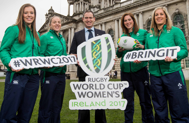 Draw announced for 2017 Women's Rugby World Cup