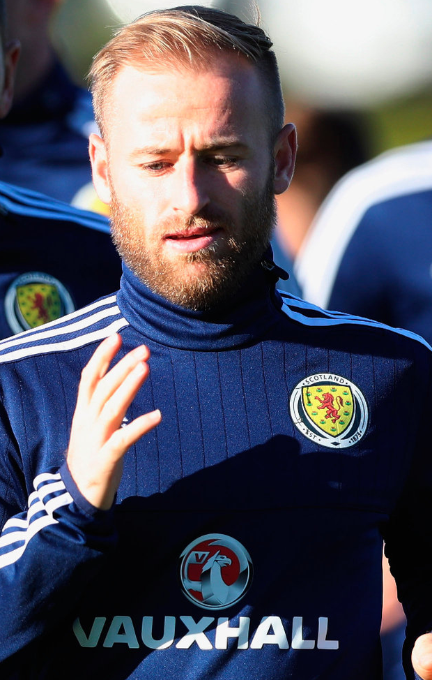 Aiming high: Barry Bannan has his sights set on a famous victory
