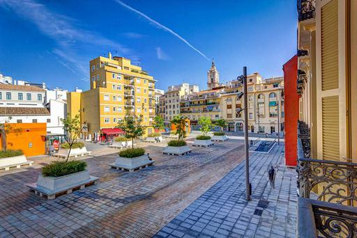 Sebastian Souviron, a newly constructed two-bedroom apartment in the heart of Malaga