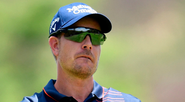 Title chase: Henrik Stenson can finish as Europe's number one