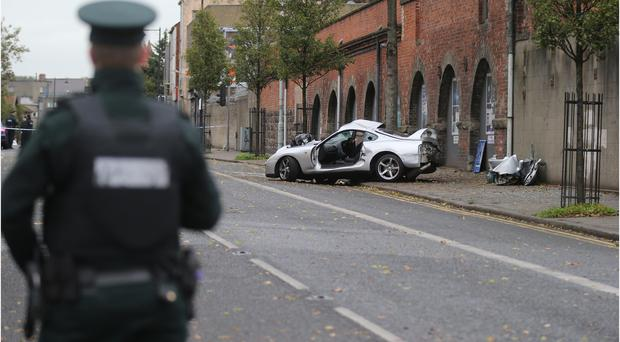 Motorists are advised that York Road in Belfast has been closed between Brougham Street and North Queen Street following a single vehicle RTC, close to Rite Price. Diversions are in place and motorists should avoid the area and seek an alternative route for their journey. PACEMAKER BELFAST 11/11/2016