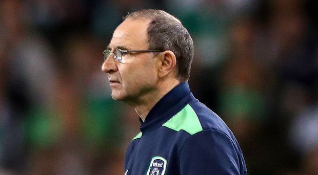 Attack-minded: Martin O'Neill insists his side will not be playing for a draw in Austria