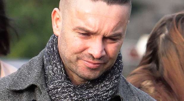 Fitness instructor Aaron Wright at Coleraine Magistrates' Court