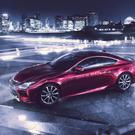 Lexus RC's story dates back to a concept vehicle that proudly unveiled its striking good looks at the 2013 Tokyo Motor Show