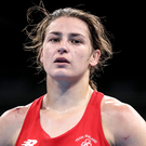 Ireland's Katie Taylor will face Karina Kopinska on her pro debut at the same Wembley