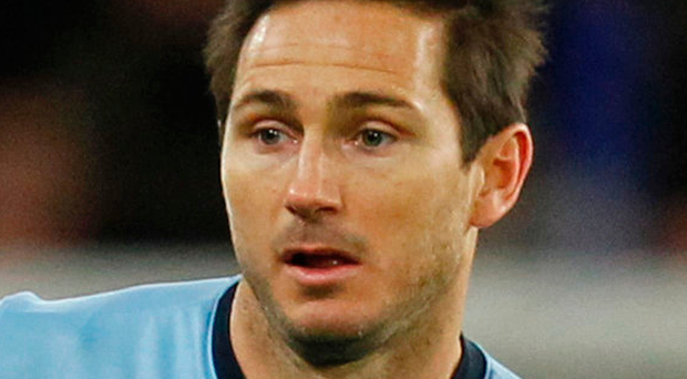Frank Lampard will leave New York City FC later this year