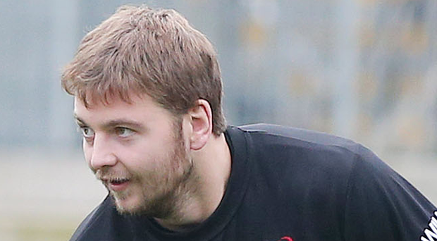 Iain Henderson is back to full fitness ahead of this weekend's clash with New Zealand