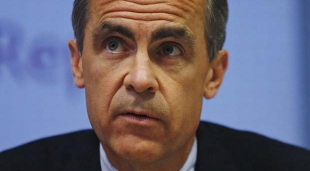 Treasury meeting: Mark Carney