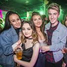 People out at Limelight for Circus. 15th November 2016. Liam McBurney/RAZORPIX