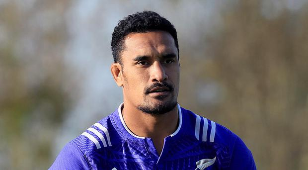 Regret:Jerome Kaino knows he didn't perform in Chicago