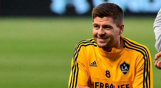 Steven Gerrard has been linked with a potential move to Celtic