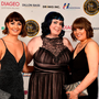 Sinead Eastwood, Bronagh Bennett and Leigh-Anne Deegan, The National & sixty6, at Hospitality Ulster's Pub of the Year Awards at Plaza Hotel, Belfast. Picture by Kelvin Boyes, Press Eye.