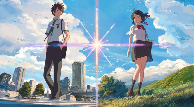 A still from Your Name