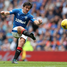 More bother: Joey Barton has departed Rangers but yesterday picked up a one-game ban