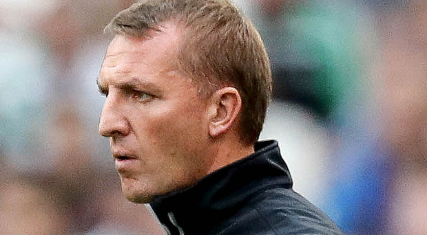 Fitness concerns: Celtic boss Brendan Rodgers