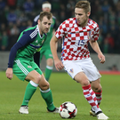 Milestone: Niall McGinn was captain against Croatia