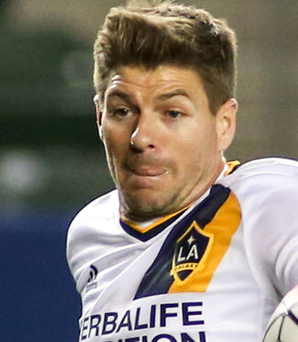 Steven Gerrard's future is currently subject to speculation