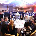 Press Eye - Belfast - Northern Ireland - 18th November 2016 - Photo by William Cherry The Belfast Telegraph Property Awards 2016 at the Ramada Hotel, Shaws Bridge, Belfast.