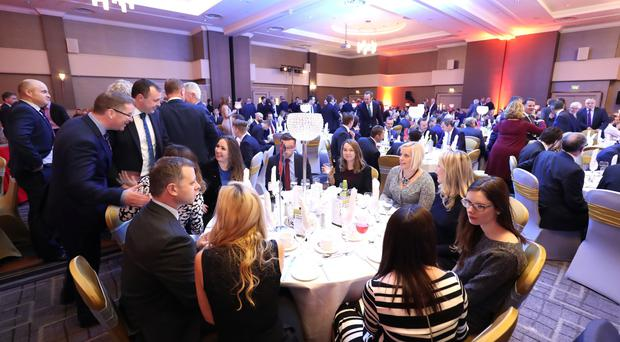 The Belfast Telegraph Property Awards 2016 at the Ramada Hotel, Shaws Bridge, Belfast