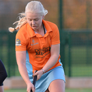 On a roll: Ards' Chloe Brown scored for the fourth consecutive game