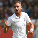 Broad hope: Stuart Broad believes England can save second Test today