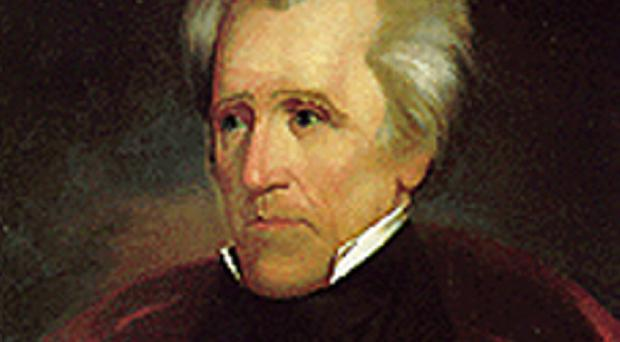 President-elect Donald Trump has been compared to former President Andrew Jackson
