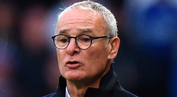 No panic: Leicester City boss Claudio Ranieri