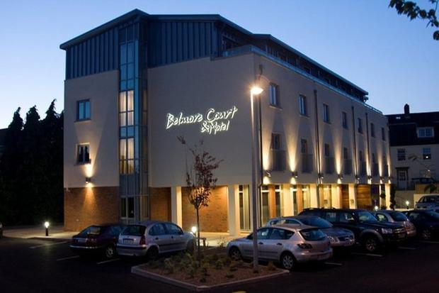 Best accommodation for guest rooms - Belmore Court & Motel in Enniskillen, with a score of 90.82.