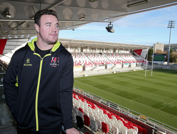 Changing the record: Joint-skipper Rob Herring believes the hard work in training will help Ulster end their poor streak of four defeats in five games