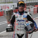 Champ: NW200 record holder Alastair Seeley is set to feature in a special documentary with local scouts