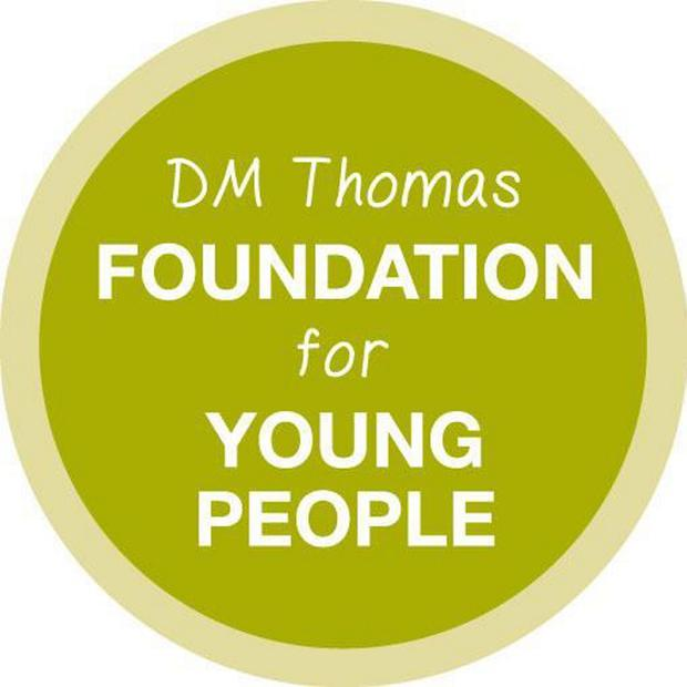 DM Thomas Foundation for Young People will award the £10,000 between children's charities.