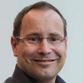 Optimistic: Skyscanner's Gareth Williams called the deal 'exciting'