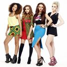 Good times: X Factor winners Little Mix