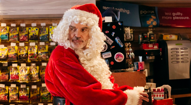 Christmas turkey: Bad Santa 2 fails to live up to the original