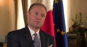 Malta's Prime Minister Joseph Muscat is set to be the next EU president. Image: BBC