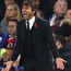 Single-minded: Chelsea manager Antonio Conte