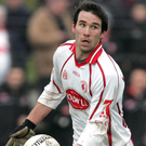 Been there: Ciaran Gourley in his Tyrone pomp